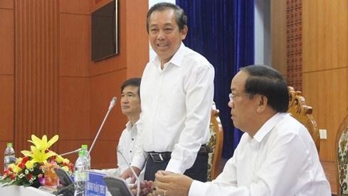 Phó thủ tướng Trương Hòa Bình: 'Hậu quả sờ sờ ra đó, phải xử lý hình sự' - ảnh 1