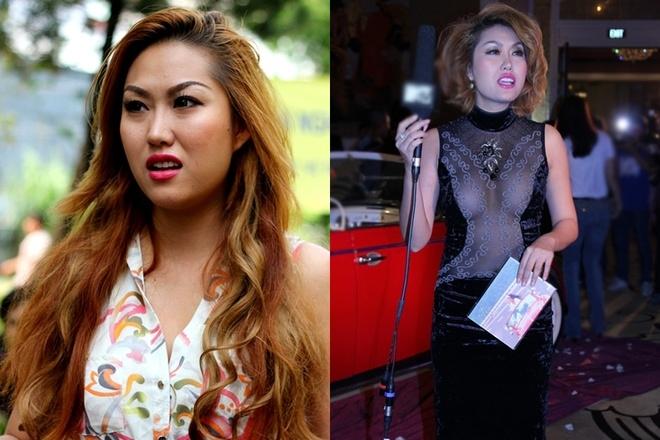 19 năm biến đổi nhan sắc của Phi Thanh Vân