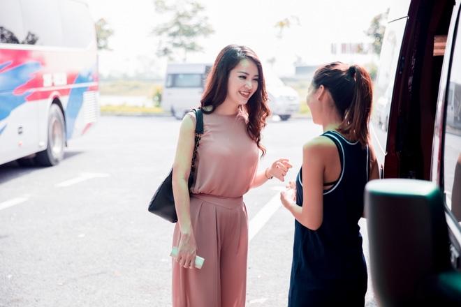 Á hậu Thuỵ Vân quá sexy  - Ảnh 2.
