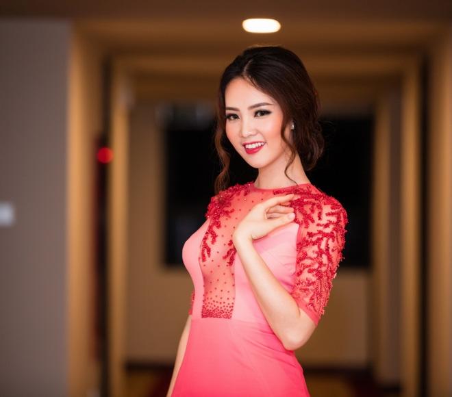 Á hậu Thuỵ Vân quá sexy  - Ảnh 8.