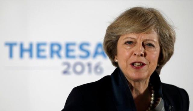 Bộ trưởng Nội vụ Theresa May. (Ảnh: Reuters)