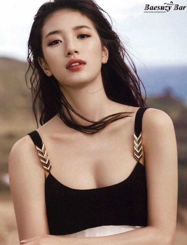 Ban gai Lee Min Ho khoe nhan sac truong thanh tren tap chi hinh anh 6