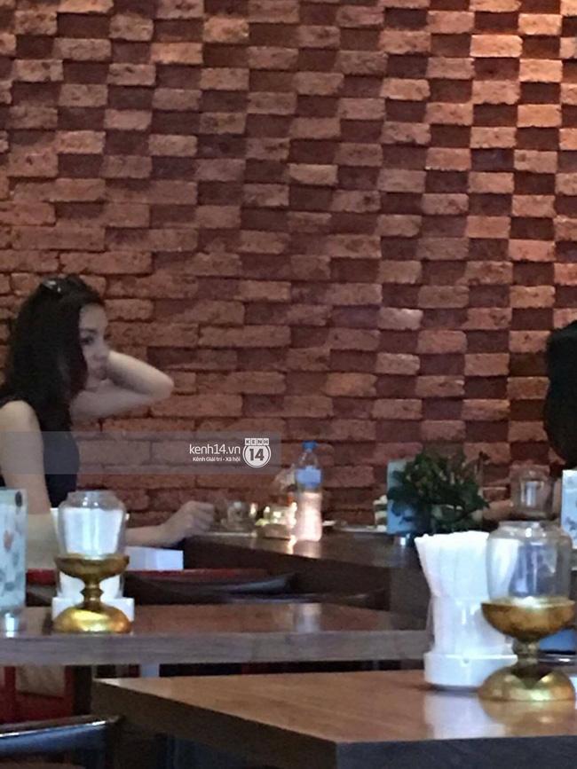 Clip: Hoa hậu Kỳ Duyên hút thuốc tại quán cafe bị chia sẻ rầm rộ trên mạng - Ảnh 4.