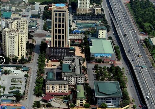 Hà Nội 'thay da đổi thịt' nhìn từ tòa nhà cao nhất Việt Nam - ảnh 6