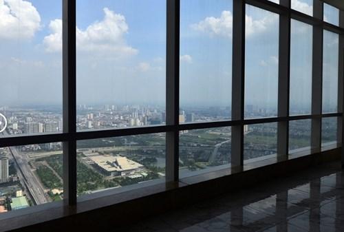 Hà Nội 'thay da đổi thịt' nhìn từ tòa nhà cao nhất Việt Nam - ảnh 8