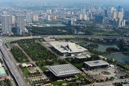 Hà Nội 'thay da đổi thịt' nhìn từ tòa nhà cao nhất Việt Nam - ảnh 10