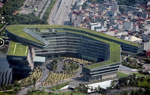 Hà Nội 'thay da đổi thịt' nhìn từ tòa nhà cao nhất Việt Nam - ảnh 12