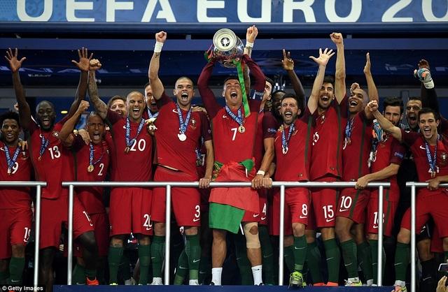 Bồ Đào Nha đã xóa dớp 41 năm toàn thua trước người Pháp