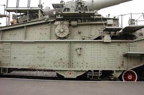 Rợn người trước siêu pháo 340 tấn, nòng 305mm của Nga - ảnh 5