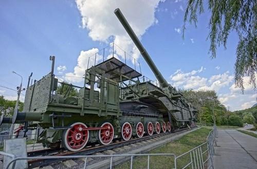 Rợn người trước siêu pháo 340 tấn, nòng 305mm của Nga - ảnh 6