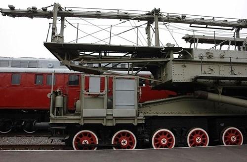 Rợn người trước siêu pháo 340 tấn, nòng 305mm của Nga - ảnh 7