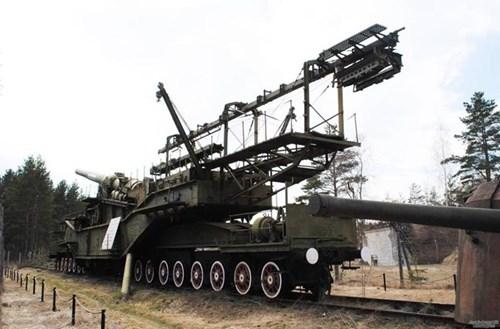 Rợn người trước siêu pháo 340 tấn, nòng 305mm của Nga - ảnh 13