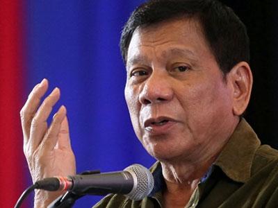 Tổng thống Philippines được khuyên công du Trung Quốc đầu tiên