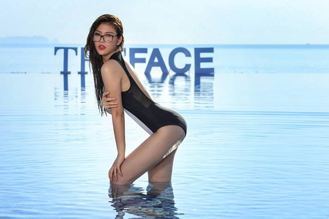 11 chien binh The Face khoe hinh the voi bodysuit hinh anh 8