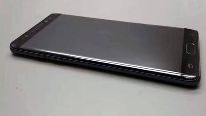Bom tấn Galaxy Note 7 lộ ảnh thật đầu tiên - ảnh 2