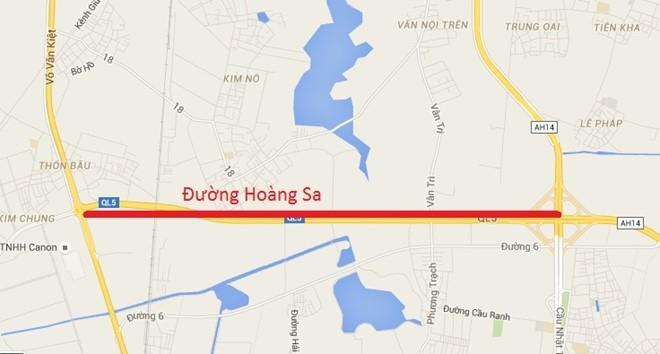 Ha Noi se co duong Hoang Sa, Truong Sa hinh anh 2
