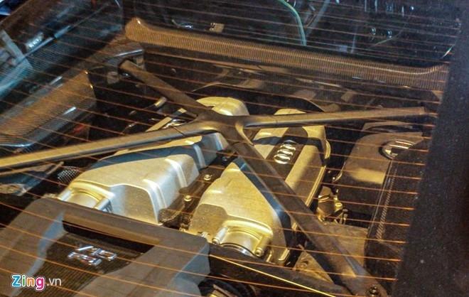 Sieu xe Audi R8 V10 Plus ve tay thieu gia Phan Thanh hinh anh 4