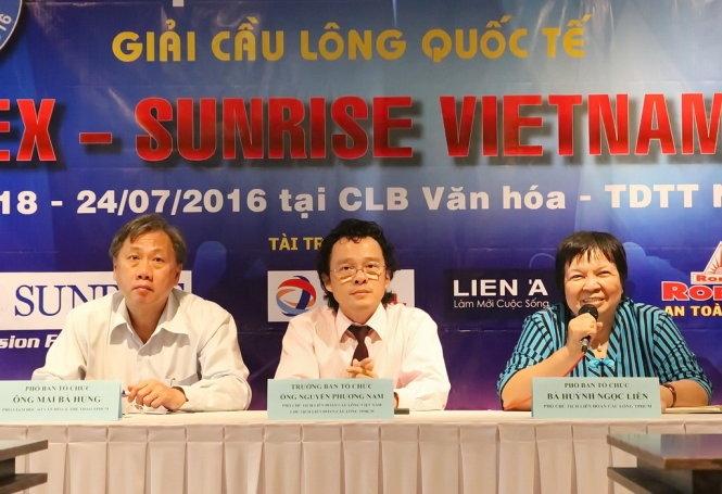 Tiến Minh có thể lần cuối dựVietnam Open