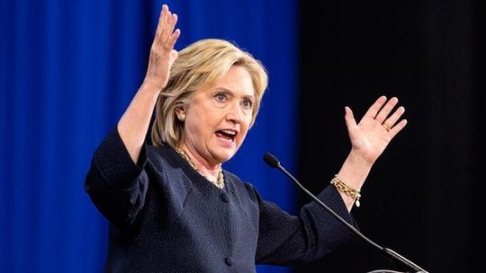 Cựu Ngoại trưởng Mỹ Hillary Clinton. Ảnh: THE HILL
