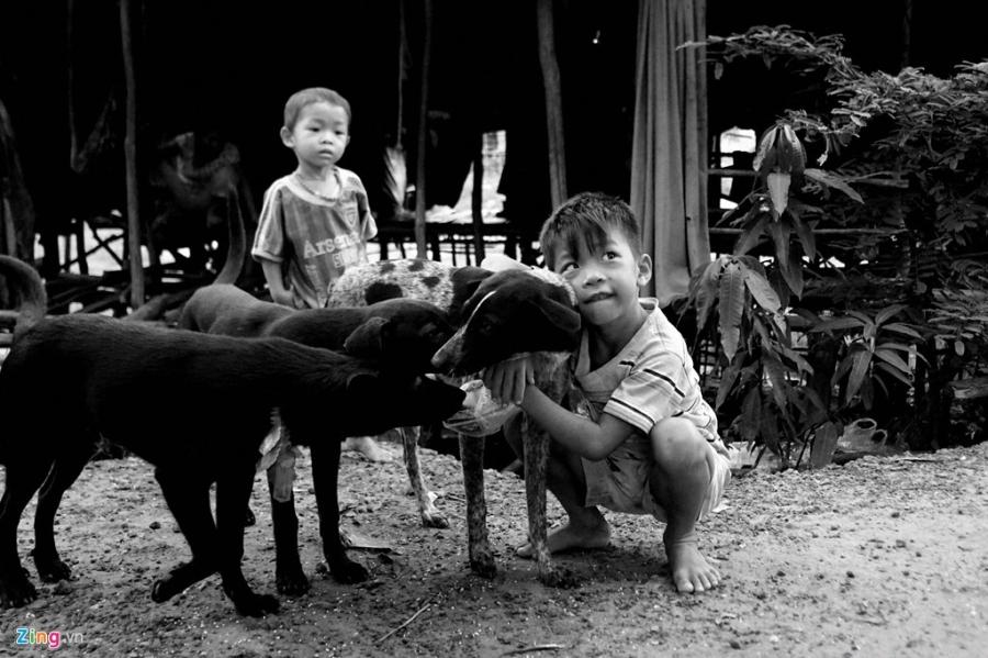 Xom Viet kieu khong co tuong lai o Tay Ninh hinh anh 5