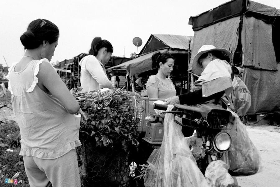 Xom Viet kieu khong co tuong lai o Tay Ninh hinh anh 19