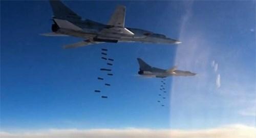 Ấn Độ muốn sở hữu máy bay ném bom siêu âm Tu-22M3 - Ảnh 1.