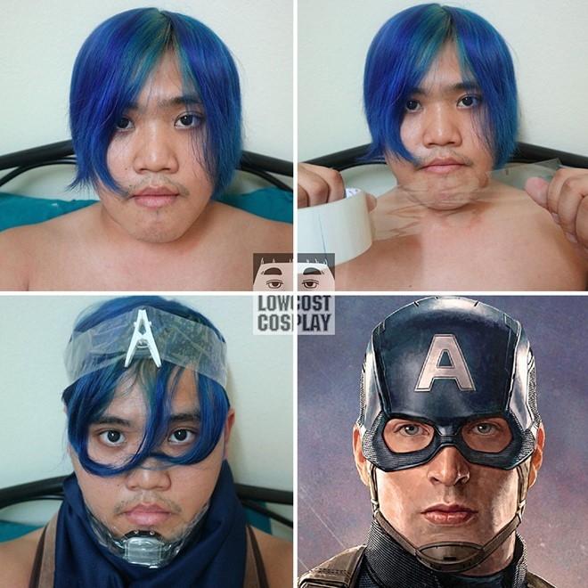 Chang trai Thai Lan noi tieng mang nho tai cosplay gia re hinh anh 10