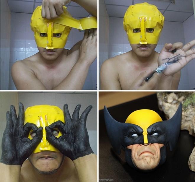 Chang trai Thai Lan noi tieng mang nho tai cosplay gia re hinh anh 13