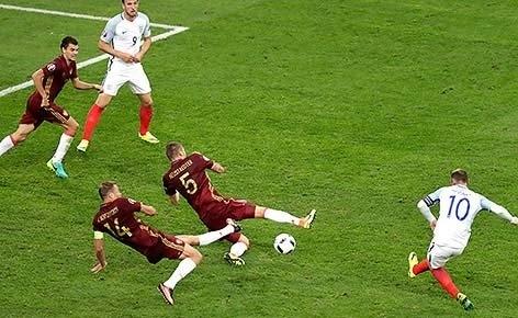 euro 2016 la giai dau day ray noi so hai hinh anh 1