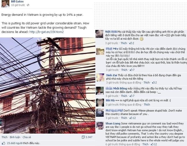 Fan Việt làm loạn trang facebook của Ronaldo - Ảnh 5.