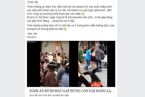 ha noi: su that cau chuyen bo vao hat karaoke goi phuc vu gap dung con gai - 1