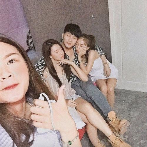 Lộ ảnh Quỳnh Anh Shyn thân mật với B Trần trong quán ăn - Ảnh 5.