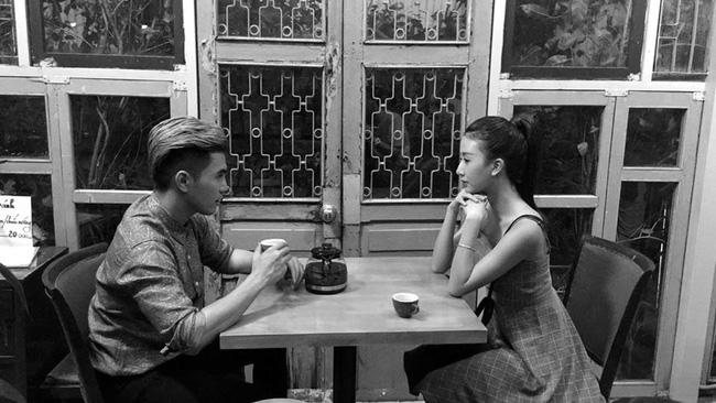 Lộ ảnh Quỳnh Anh Shyn thân mật với B Trần trong quán ăn - Ảnh 8.