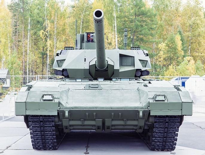 Nga chưa muốn thử nghiệm siêu xe tăng Armata ở Syria - ảnh 3