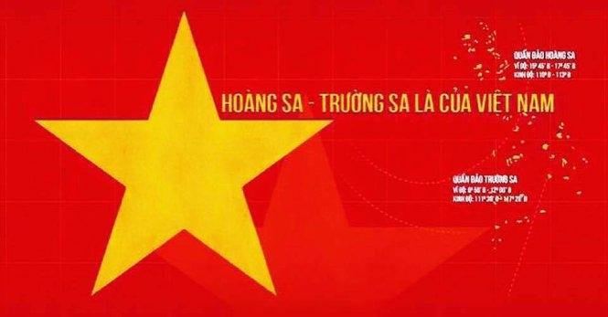 """Sơn Tùng, Phạm Hương... phản đối """"đường lưỡi bò"""""""