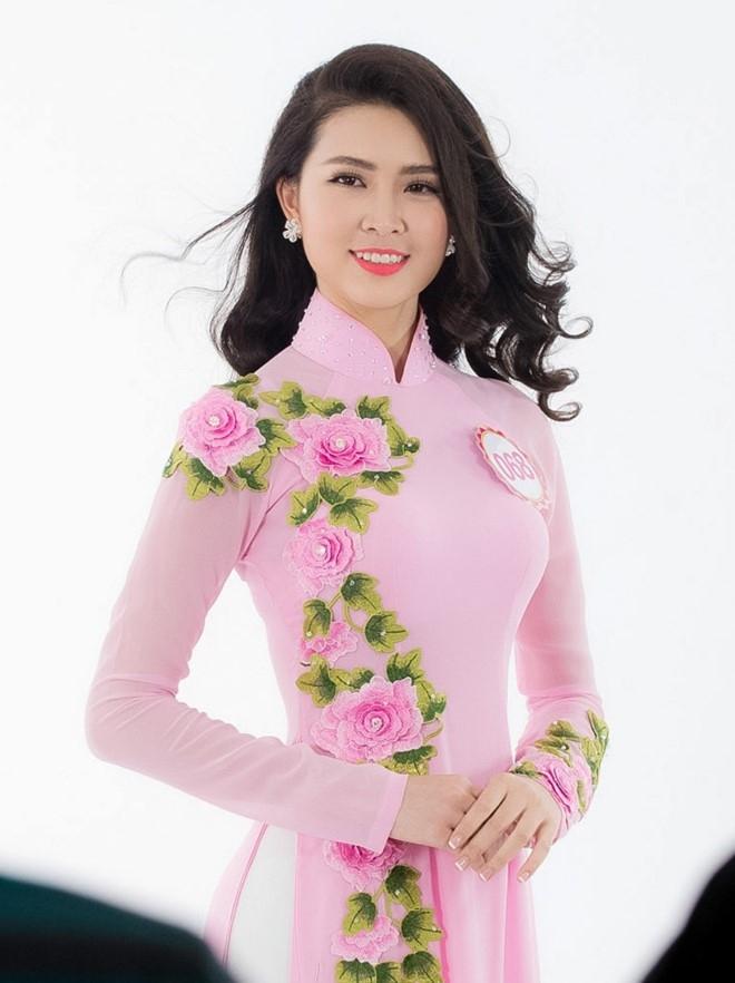 Thi sinh so huu vong eo 56 cm cua Hoa hau Viet Nam hinh anh 8