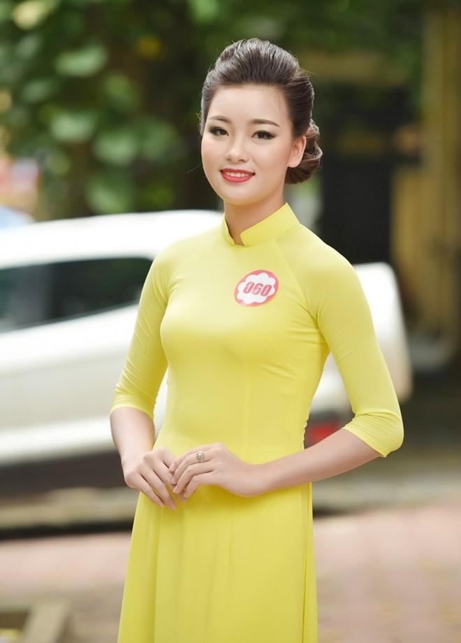 Thi sinh so huu vong eo 56 cm cua Hoa hau Viet Nam hinh anh 10