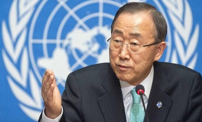 Tổng thư ký Liên Hợp Quốc Ban Ki-moon (Ảnh: ManilaLiveWire)