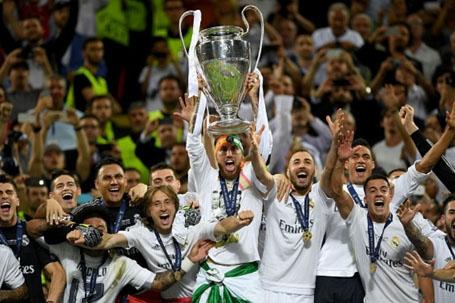 Real Madrid không còn là CLB thể thao giàu nhất thế giới