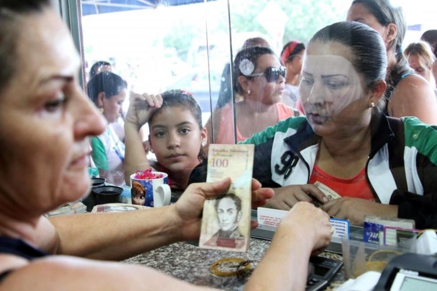 Dong nguoi Venezuela chen lan sang Colombia mua do hinh anh 9