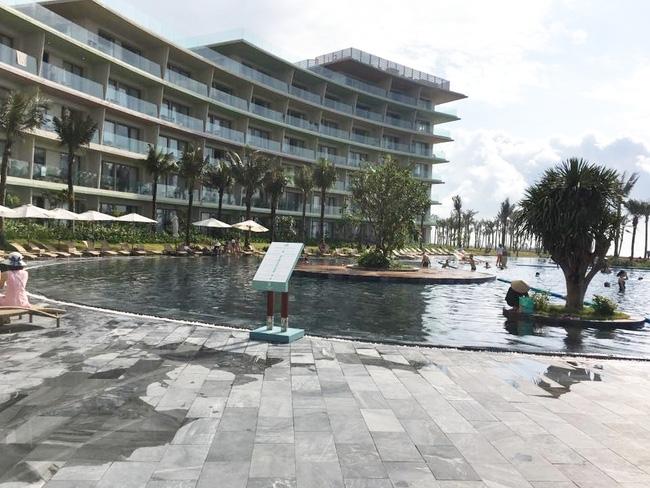FLC Sầm Sơn bị tố có thái độ tắc trách, bể bơi quá nguy hiểm cho du khách - Ảnh 4.