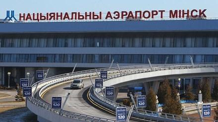 Sân bay Quốc gia Minsk của Belarus
