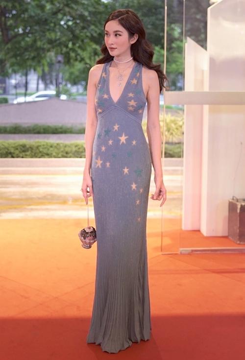 Hoa hậu chuyển giới Nong Poy lại gây ấn tượng với nhan sắc quá đỗi xinh đẹp - Ảnh 3.