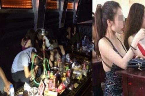 Khen thưởng vụ triệt phá tụ điểm ma túy tại quán Karaoke Ruby - Ảnh 1