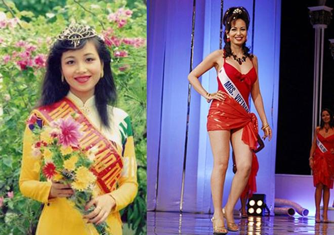 Những Hoa hậu, Á hậu Việt thấp nhất trong lịch sử