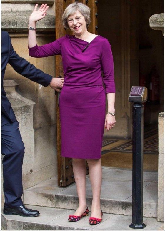 Những phát ngôn ấn tượng của bà Theresa May