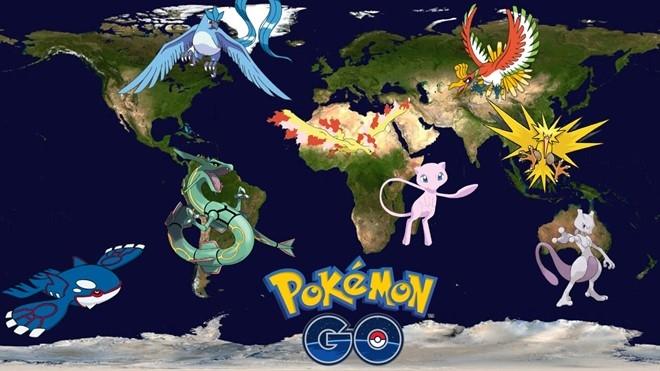 Pokemon Go tro lai Viet Nam vao ngay mai hinh anh 1