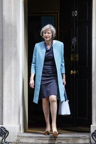 Bà đầm thép, Theresa May, Thủ tướng Anh, thời trang, thẩm mỹ, tinh tế, thời thượng