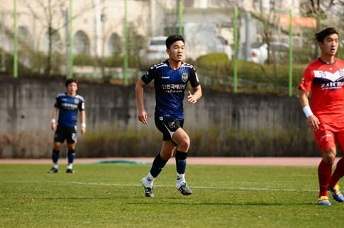 Xuân Trường ghi 2 bàn cho đội trẻ Incheon United - ảnh 2