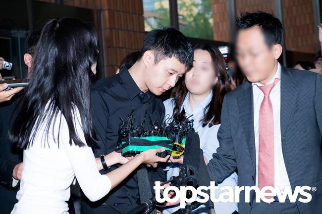 Cảnh sát cáo buộc Park Yoochun vì tội gạ gẫm mại dâm, công nhận cô Lee có hành vi tống tiền - Ảnh 1.